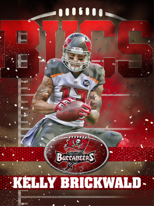 Bucs Personal Poster Template