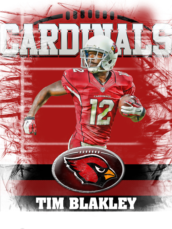Cardinals Personal Poster Template