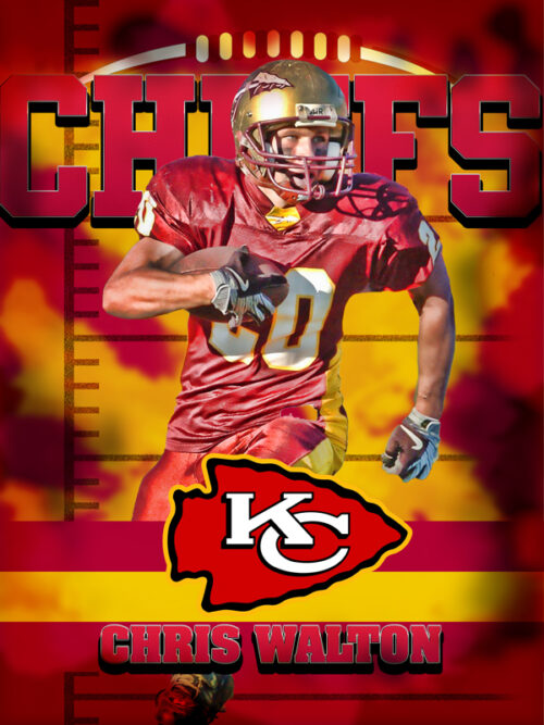 Image of Chiefs Personal Poster